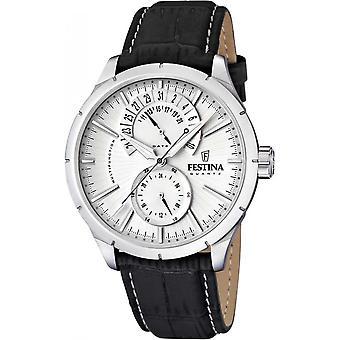 Watch Festina Retro F16573-1 - grau - Mann