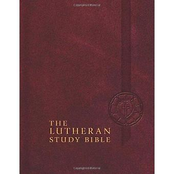 Lutheran Study Bible-ESV by Concordia Publishing House - 978075861760