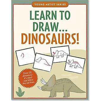 Learn to Draw Dinosaurs! - Easy Step-By-Step Drawing Guide by Peter Pa