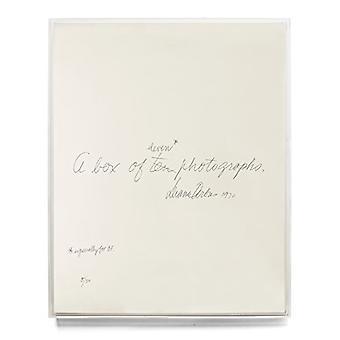 Diane Arbus - A Box of Ten Photographs by Diane Arbus - 9781597114394