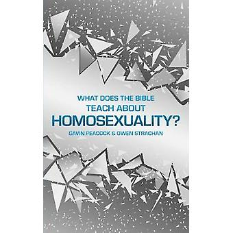 What Does the Bible Teach about Homosexuality? - A Short Book on Bibli