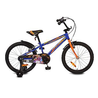 Byox Kids Bike 20 inch Master Prince, Support Wheels, Bell, Chain Guard