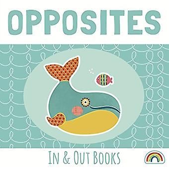 Opposites by Hannah Sime - 9781784681098 Book