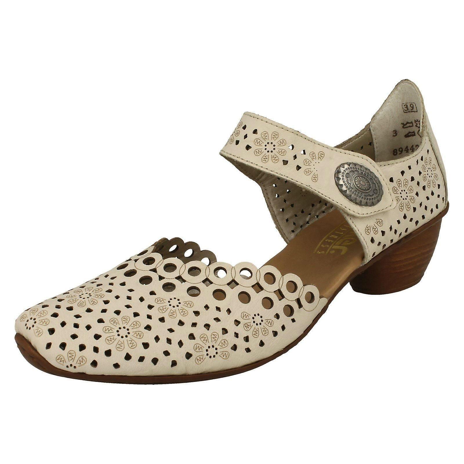 Panie Rieker Punched Szczegółowe buty letnie 43753 LseDa