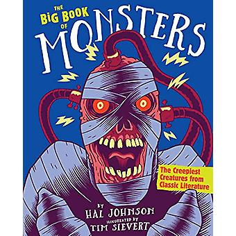 The Big Book of Monsters by Hal Johnson - 9781523507115 Book