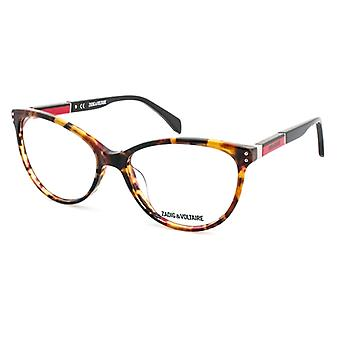 Ladies'Spectacle frame Zadig & Voltaire VZV160-01GQ (Ø 53 mm)