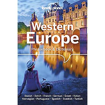 Lonely Planet Europe occidentale Phrasebook & Dictionary par Lonely Pl