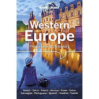 Lonely Planet West-Europa Phrasebook & Woordenboek door Lonely Pl