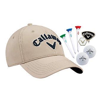 Ensemble cadeau callaway de chapeau de golf