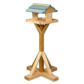 Shillings Timber Bird Table