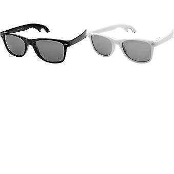 Bullet Sun Ray Sunglasses With Bottle Opener (Pack of 2)