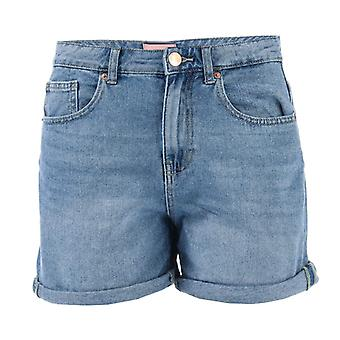 Women's Only Phine Life Denim Shorts in Blue