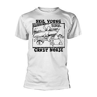 Neil Young Zuma offiziellen T-Shirt T-Shirt Unisex