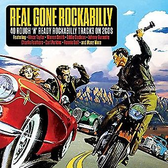 Real Gone Rockabilly - Real Gone Rockabilly [CD] USA importare