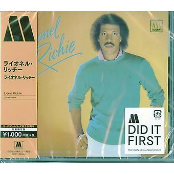 Lionel Richie [CD] USA import