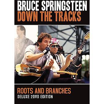 Bruce Springsteen - Bruce Springsteen: Down the Tracks [DVD] USA import