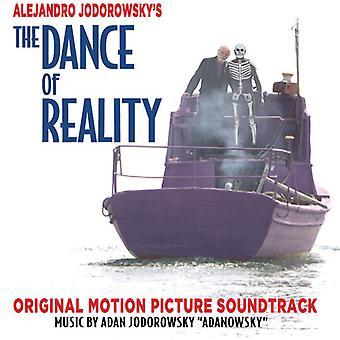 Alejandro Jodorowsky - Dance of Reality - O.S.T. [CD] USA import