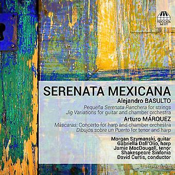 Serenata Mexicana [CD] USA import