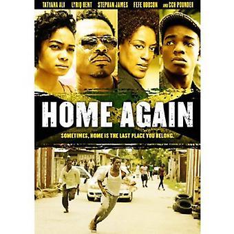 Home Again [DVD] USA import