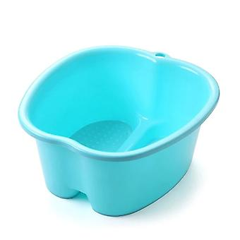 Large Foot Bath Spa Tub Basin Bucket Soak Used for Feet Detox Pedicure Massage Available in 3 DifferentColors