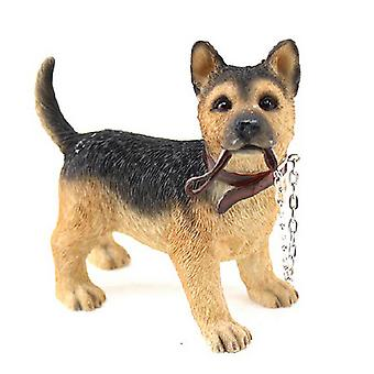 Walkies German Shepherd Figurine