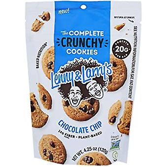 Lenny & Larry's The Complete Crunchy Cookies chocolate chip 120 gr