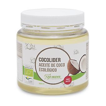 Cocolider Organic Coconut Oil 500 ml