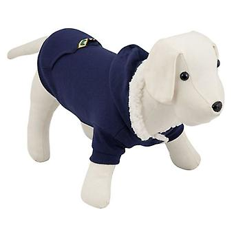 Nayeco Dog sweatshirt Yellowstone Navy 25 cm (Dogs , Dog Clothes , Sweaters and hoodies)