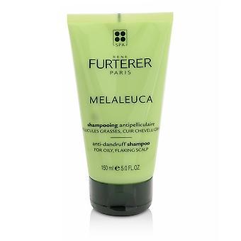 Melaleuca anti dandruff ritual champú anticaspa (para cuero cabelludo aceitoso y descamación) 221820 150ml/5oz