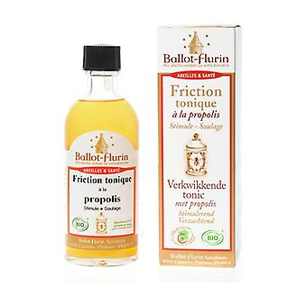 Tonic friction with Organic Propolis 100 ml