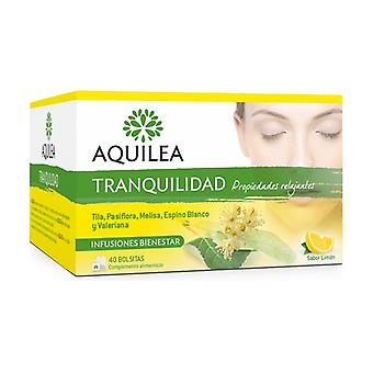 Aquilea Tranquility Infusioner 40 paket