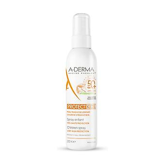 A-Derma Protect Kids Spray Kinderen 50+ 200 ml