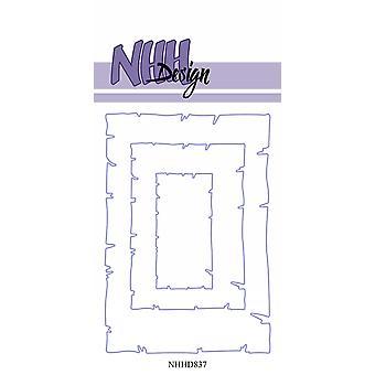NHH Design Old Paper Dies