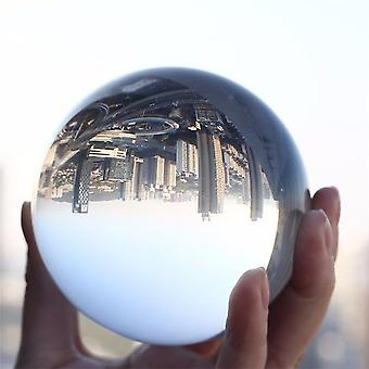 Quartz Glass Transparent Crystal Ball