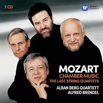 Berg*Albert - Mozart: String Quartets 14-23 String Quintets 3-4 [CD] USA import