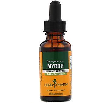 Herb Pharm, Mirre, 1 fl oz (30 ml)