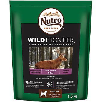 Nutro Dog Dry Wild Frontier Adult Medium With Venison & Beef - 1.5kg