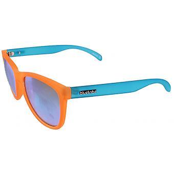 نظارات شمسية Unisex قوس قزح Cat.3 البرتقالي / الأبيض