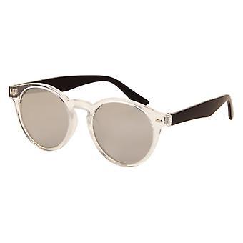 Okulary przeciwsłoneczne Unisex ze szkłem lustrzanym przezroczystym (AZ-20)