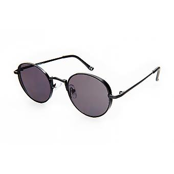 Sunglasses Unisex Black/Blue (20-099)