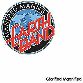 Manfred Mann's Earth Band - Glorified Magnified [CD] USA import