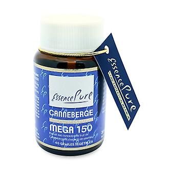 Cranberry Mega 150 Pure Essence 40 capsules of 540mg (250mg)