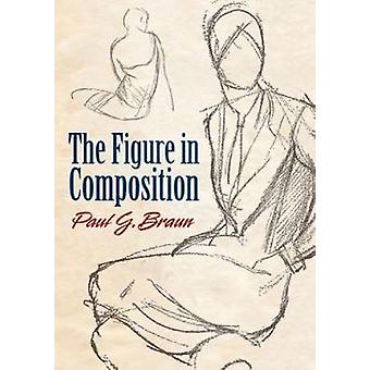 Figure in Composition by Paul G Braun