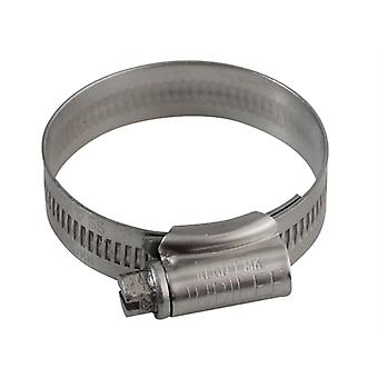 Jubilee 1M Stainless Steel Hose Clip 32 - 45mm (1.1/4 - 1.3/4in) JUB1MSS