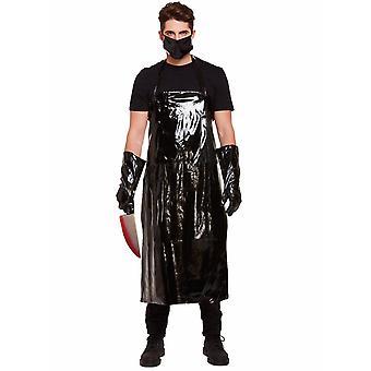 Creepy Butcher, Masked - Halloween
