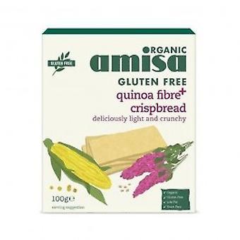 Amisa - GF Quinoa kuitu Plus CB Org 100g