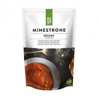 Auga - Organic Vegetable Minestrone Soup 400g