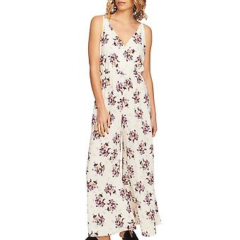 1.State | Heritage Bloom Wildflower Wrap Front Jumpsuit
