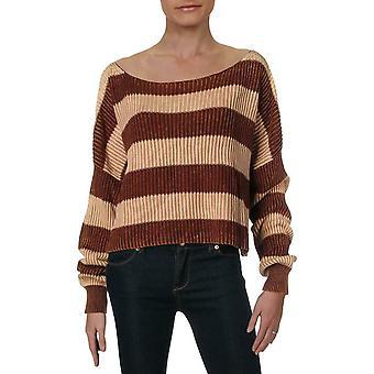 Free People | Striped Long Sleeve Sweater