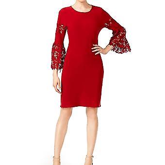 الفاني | فستان صغير الدانتيل الأكمام